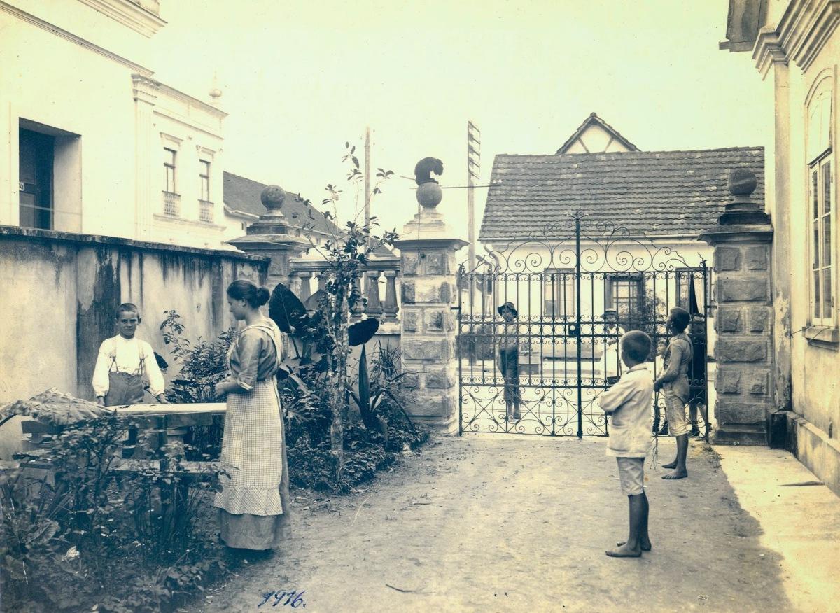 Fotos Antigas (Fritz Hoffmann) - Joinville